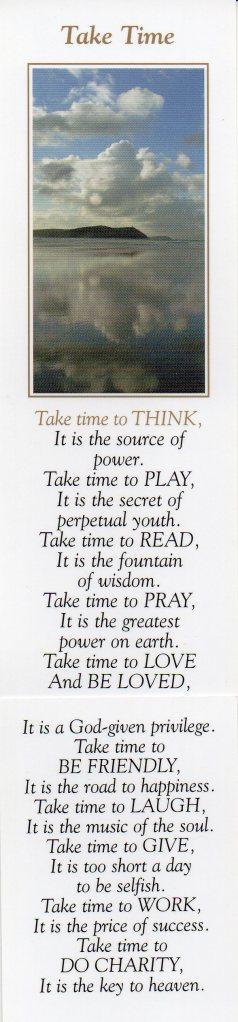 take time001